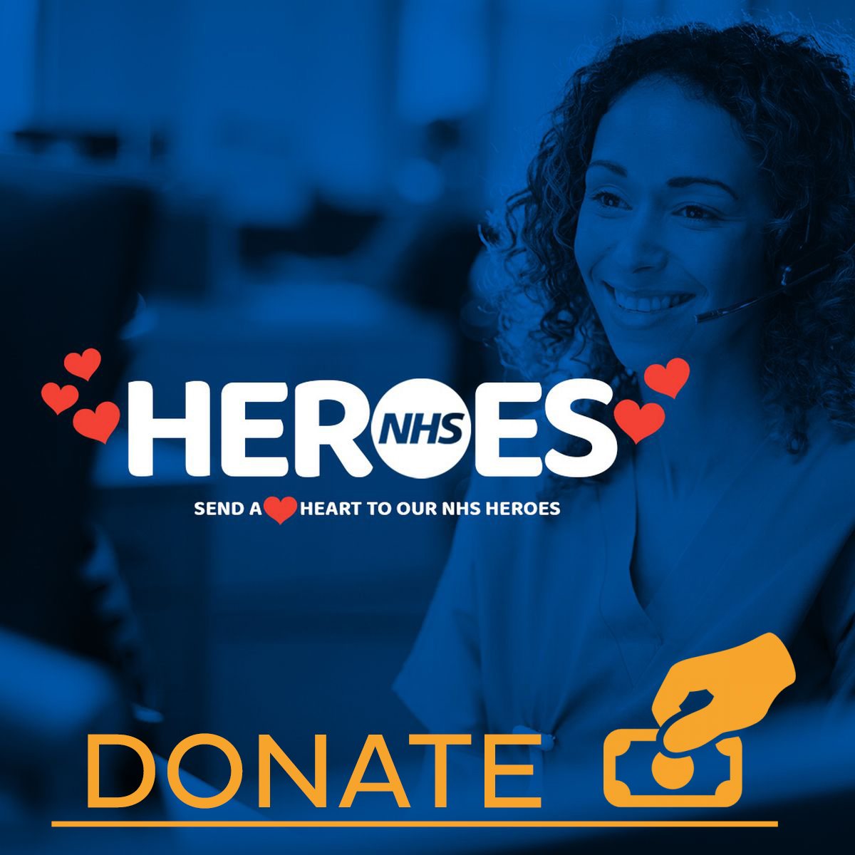 Make donation to WAKIKI's Love NHS Heroes campaign